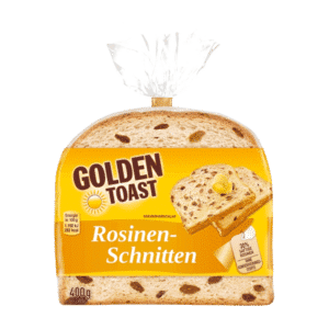 Golden Toast Rosinen