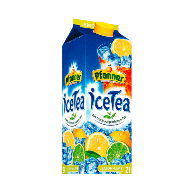 Pfanner Ice Tea Lemon-Lime online bestellen