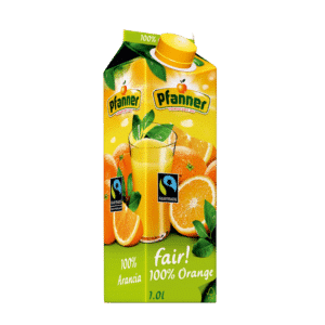 Pfanner Orange Fair online bestellen