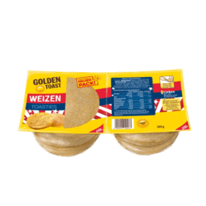 Golden Toast Weizen Toasties
