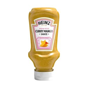 Heinz Indian Style Curry Mango Sauce 220 ml
