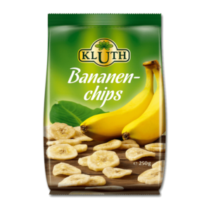 Kluth bananenchips 500g