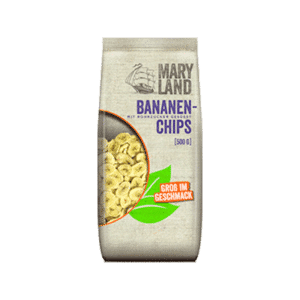 Maryland bananen chips 500 g